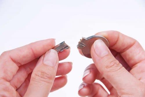 afgebroken sleutel in Gent