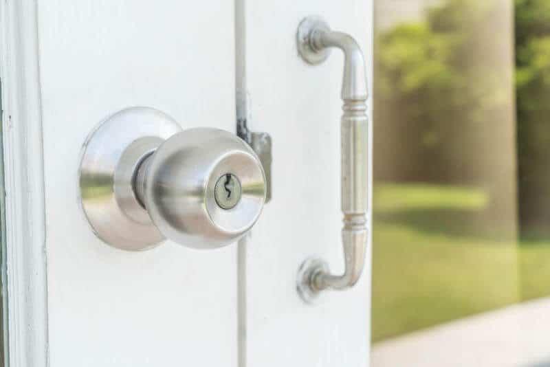 Afgebroken sleutel uit slot halen